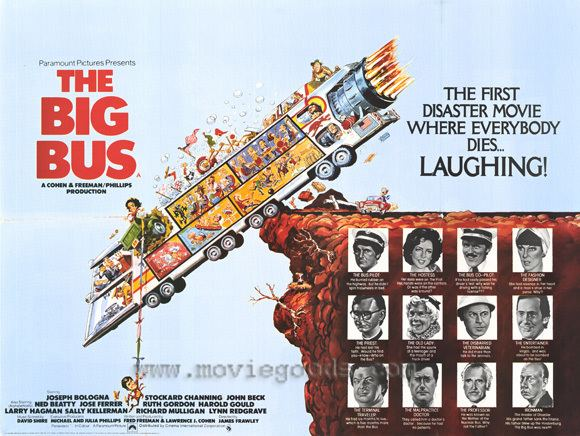 The Big Bus F This Movie Unsung The Big Bus