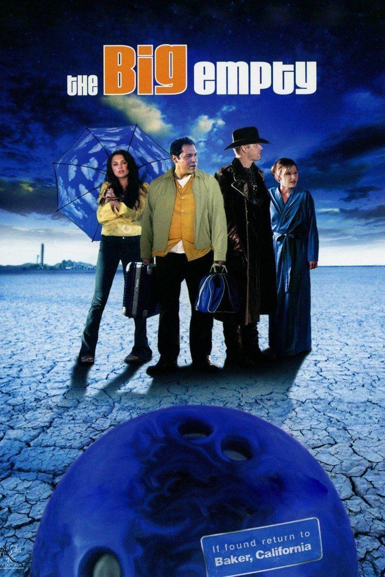 The Big Empty (2003 film) wwwgstaticcomtvthumbmovieposters83028p83028