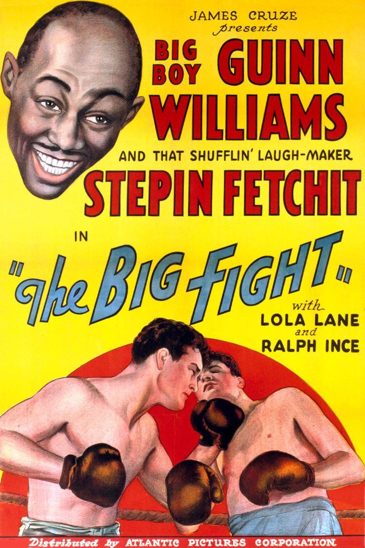 The Big Fight (1930 film) wwwgstaticcomtvthumbmovieposters95022p95022