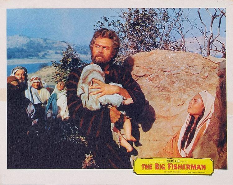 The Big Fisherman Bible movie of the week The Big Fisherman 1959