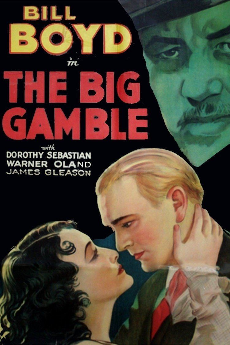The Big Gamble (1931 film) wwwgstaticcomtvthumbmovieposters44632p44632