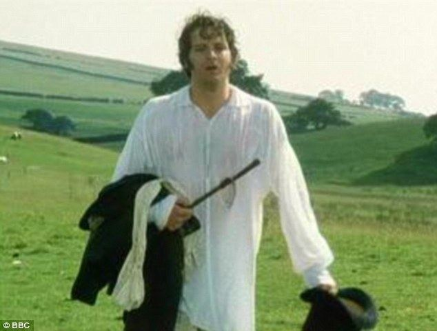 The Big Green movie scenes Iconic scene The scene famously shows Colin s brooding Mr Darcy jumping in to a lake
