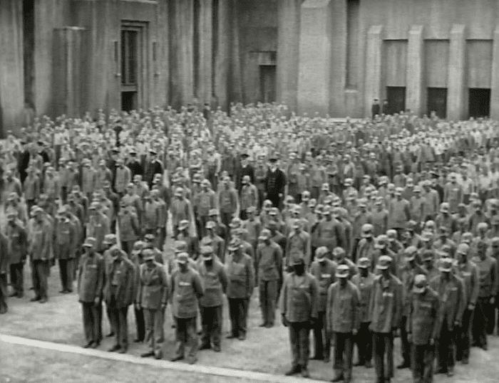 The Big House (1930 film) The Big House 1930 Review PreCodeCom
