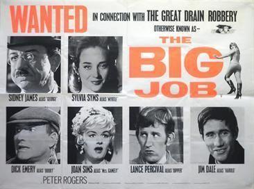 The Big Job (film) The Big Job film Wikipedia
