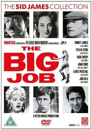 The Big Job (film) The Big Job DVD 1965 Amazoncouk Sid James Deryck Guyler