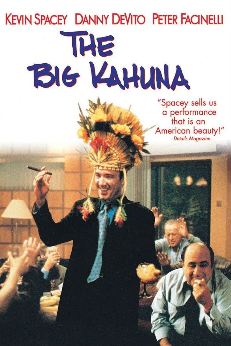The Big Kahuna (film) wwwgstaticcomtvthumbmovieposters24089p24089