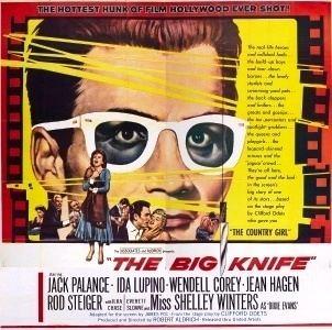 The Big Knife The Big Knife Wikipedia