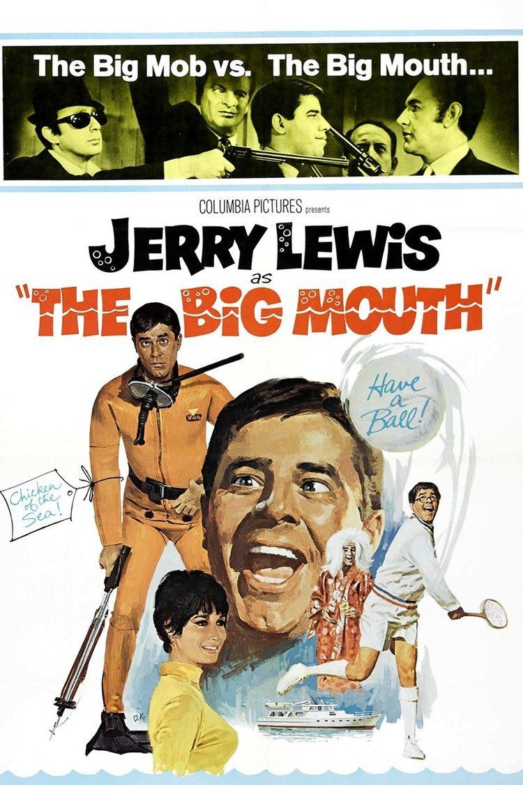 The Big Mouth wwwgstaticcomtvthumbmovieposters2222p2222p