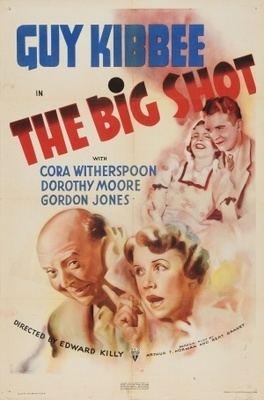The Big Shot (1937 film) movie poster