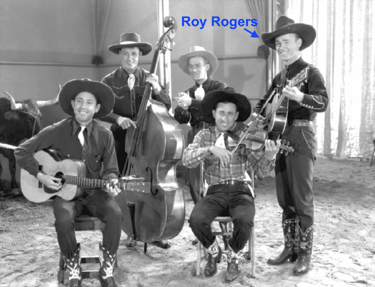 The Big Show (1936 film) Iverson Movie Ranch Gene Autry stars in The Big Show 1936 a