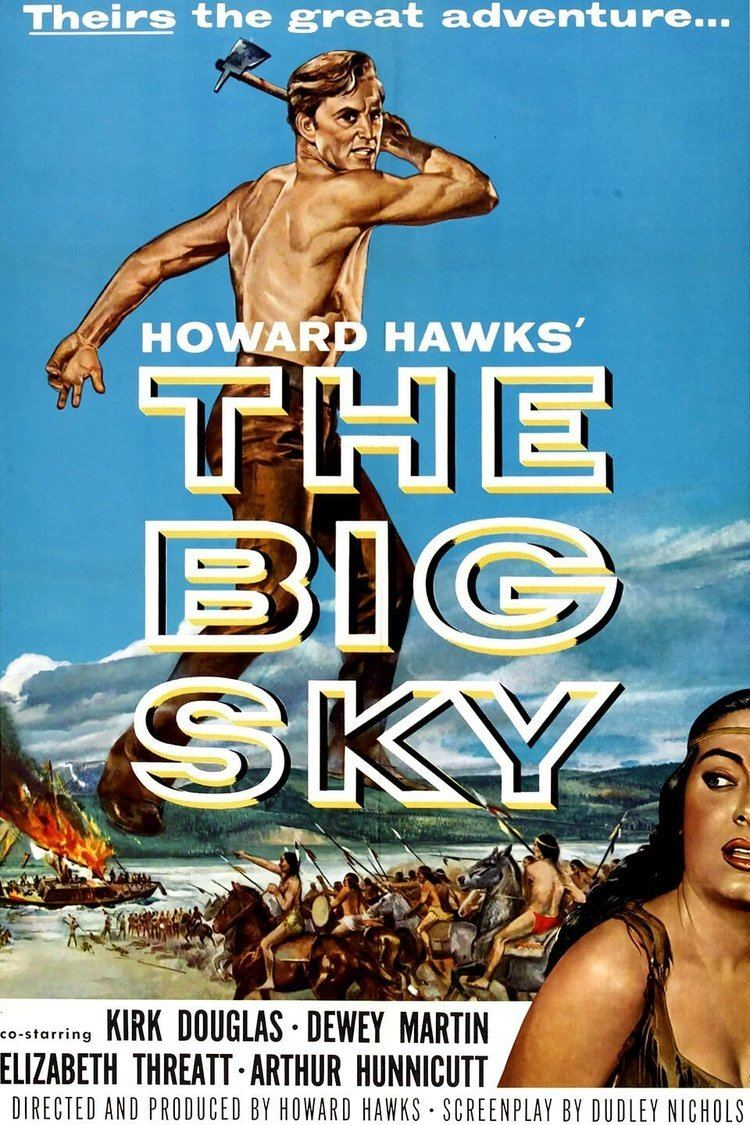 The Big Sky (film) wwwgstaticcomtvthumbmovieposters1177p1177p