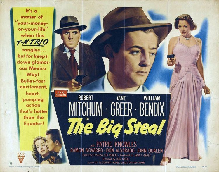 The Big Steal The Big Steal Extra Large Movie Poster Image IMP Awards