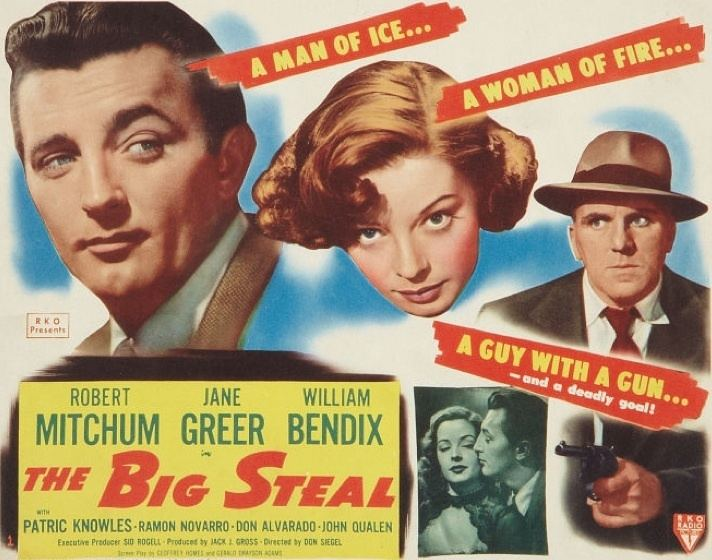 The Big Steal The Big Steal 1949
