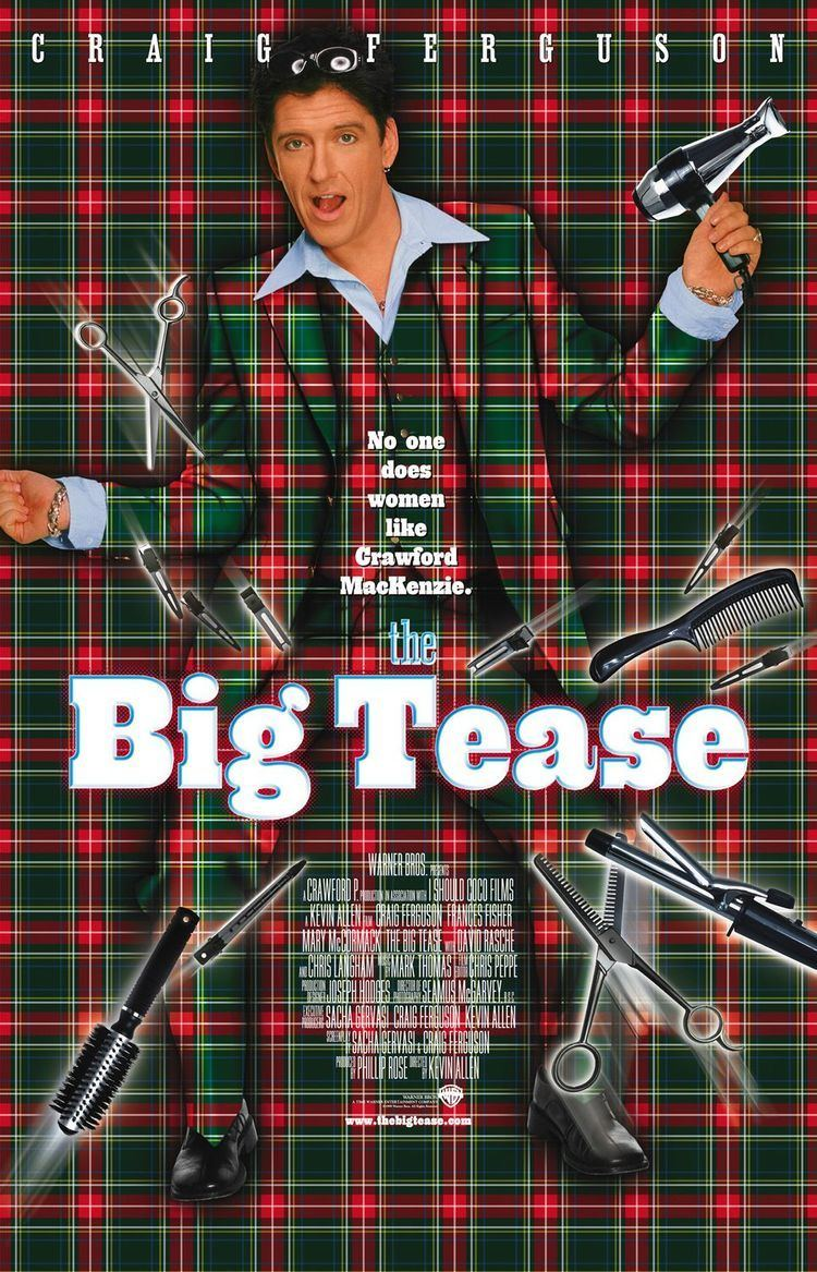 The Big Tease The Big Tease Movie Poster 2 of 2 IMP Awards
