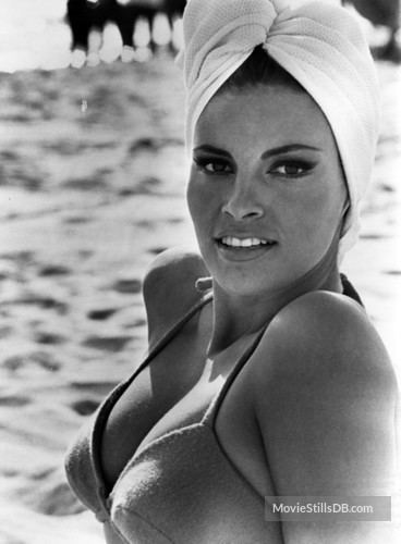 The Biggest Bundle of Them All Biggest Bundle of Them All Promo shot of Raquel Welch