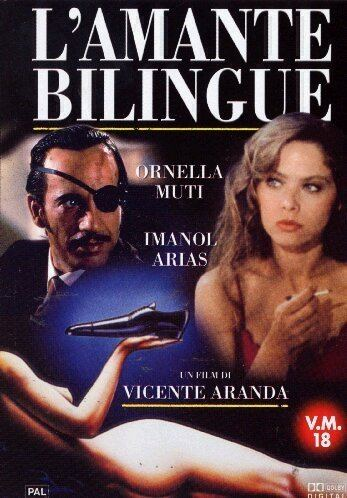 The Bilingual Lover LAmante Bilingue El amante bilinge The Bilingual Lover DVD 1993