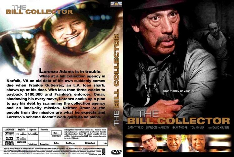 The Bill Collector COVERSBOXSK the bill collector 2010 high quality DVD