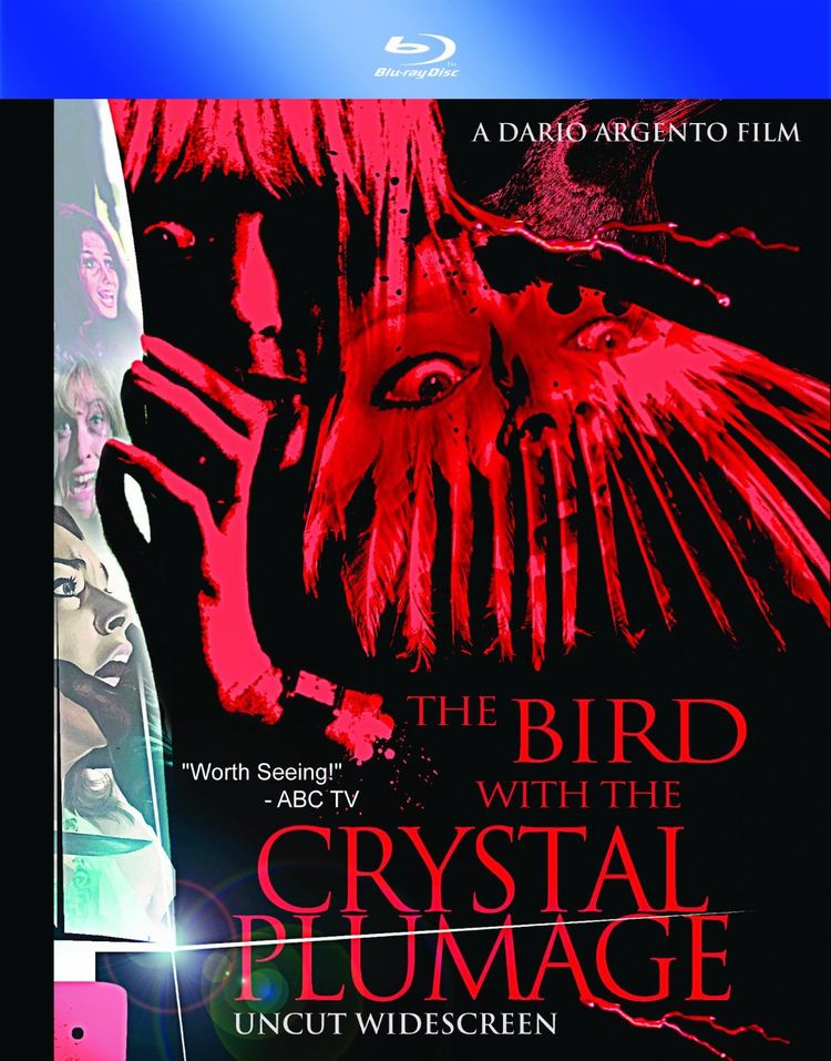 The Bird with the Crystal Plumage The Bird With the Crystal Plumage Bluray
