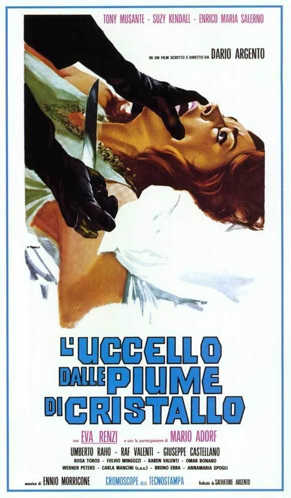 The Bird with the Crystal Plumage The Bird with the Crystal Plumage 1970 Tuesdays Forgotten Film