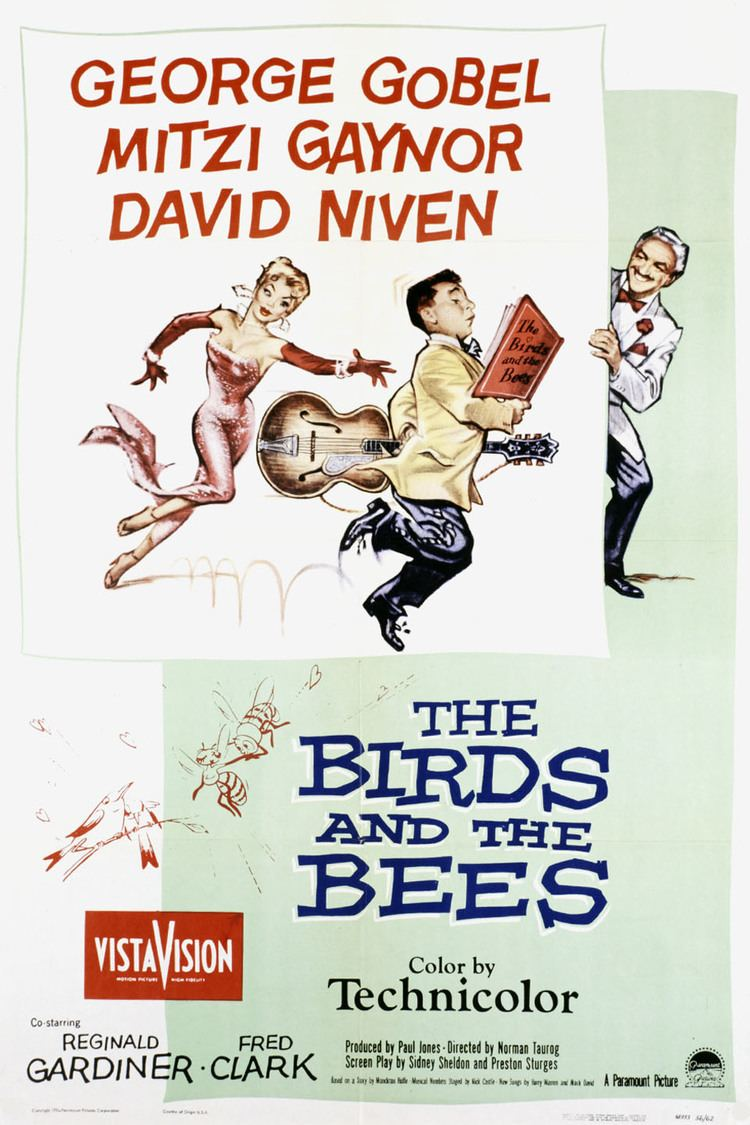 The Birds and the Bees (film) wwwgstaticcomtvthumbmovieposters36786p36786
