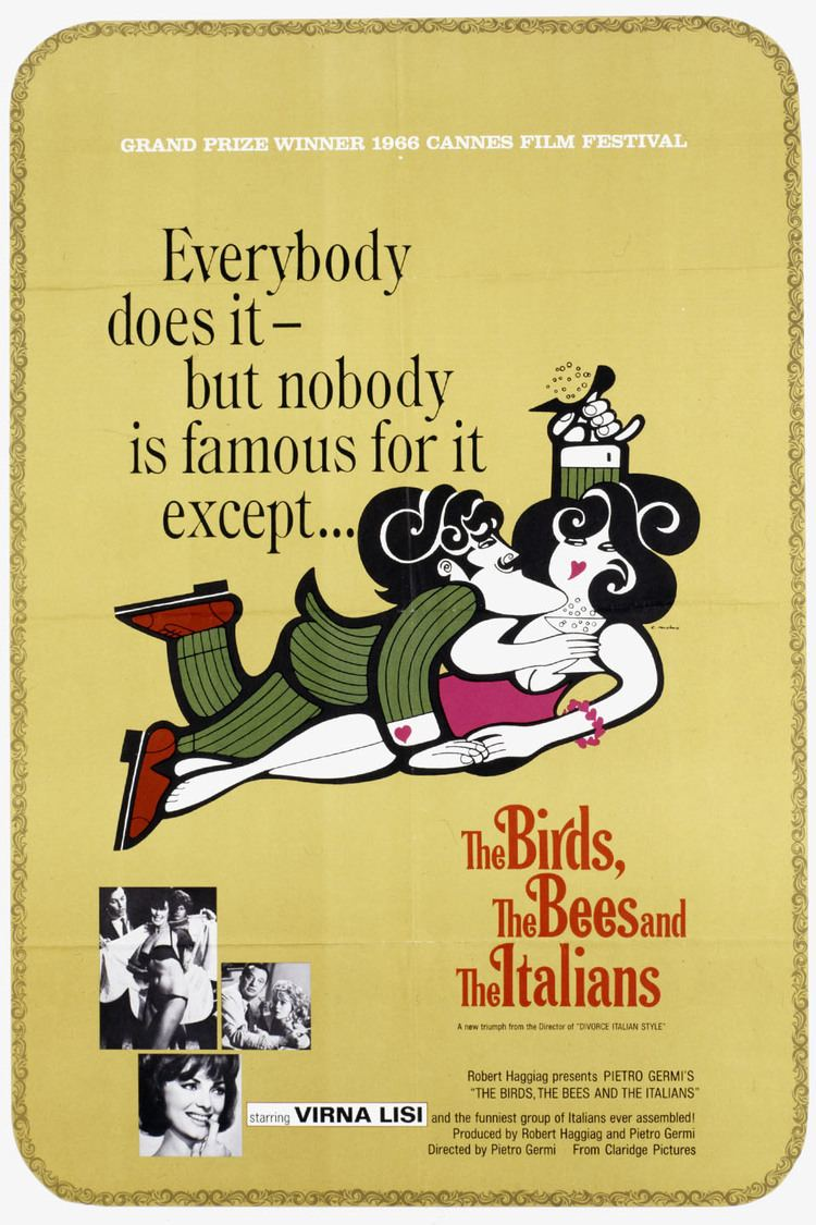 The Birds, the Bees and the Italians wwwgstaticcomtvthumbmovieposters67994p67994