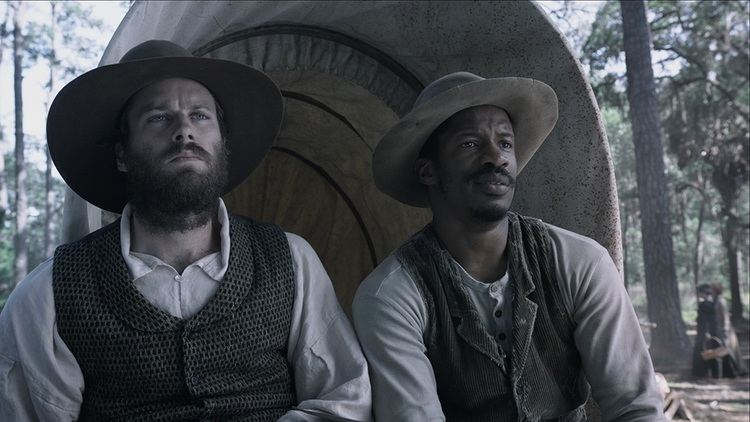 The Birth of a Nation (2016 film) First Look at Nate Parkers Nat Turner Film The Birth of a Nation
