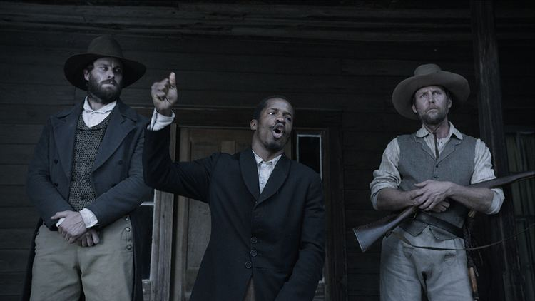 The Birth of a Nation (2016 film) The Birth of a Nation Review Nate Parker Stars as Nat Turner Collider