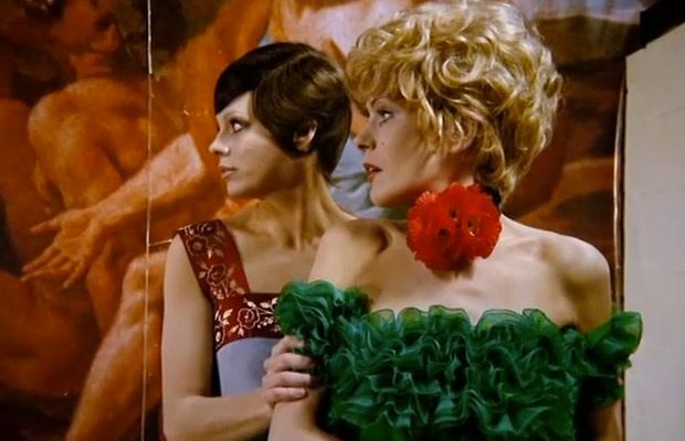 The Bitter Tears of Petra von Kant movie scenes Premiering at the Berlin Film Festival in the summer of 1972 Rainer Werner Fassbinder s The Bitter Tears of Petra Von Kant didn t open to ecstatic