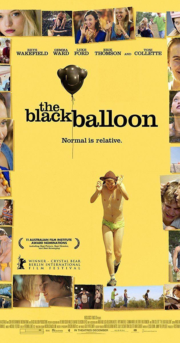 The Black Balloon (film) The Black Balloon 2008 IMDb