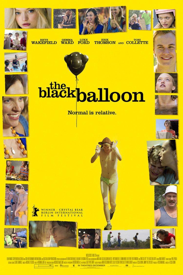 The Black Balloon (film) wwwgstaticcomtvthumbmovieposters183777p1837