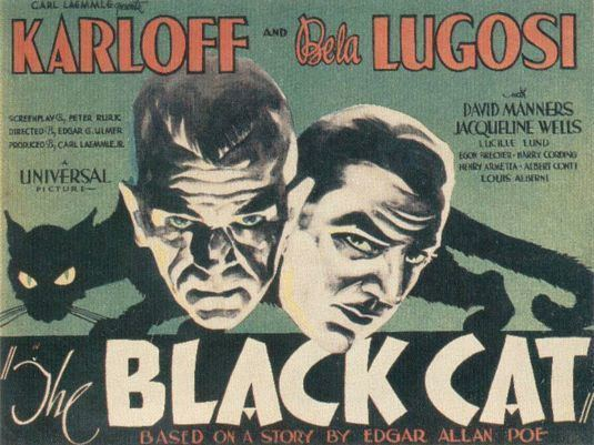 The Black Cat (1934 film) The Black Cat 1934 Review PreCodeCom