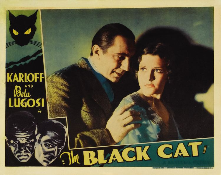 The Black Cat (1934 film) Black Cat The 1934