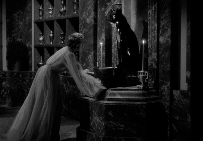 The Black Cat (1941 film) The Realm of Ryan Universal Horror Archive The Black Cat 1941