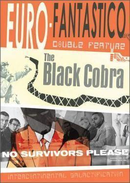The Black Cobra (1963 film) movie poster