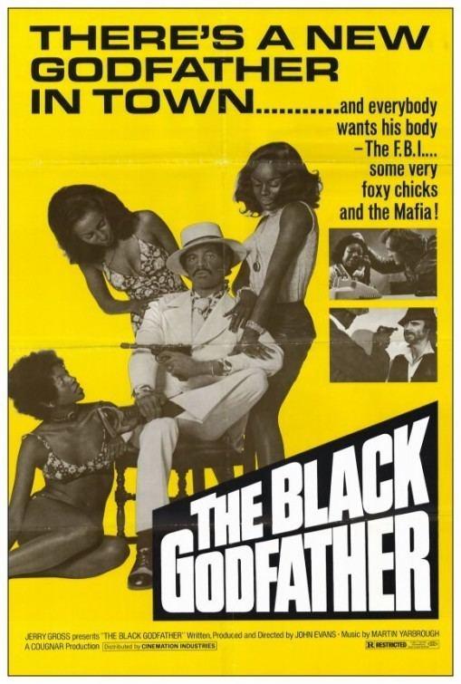 The Black Godfather The Black Godfather Movie Poster IMP Awards