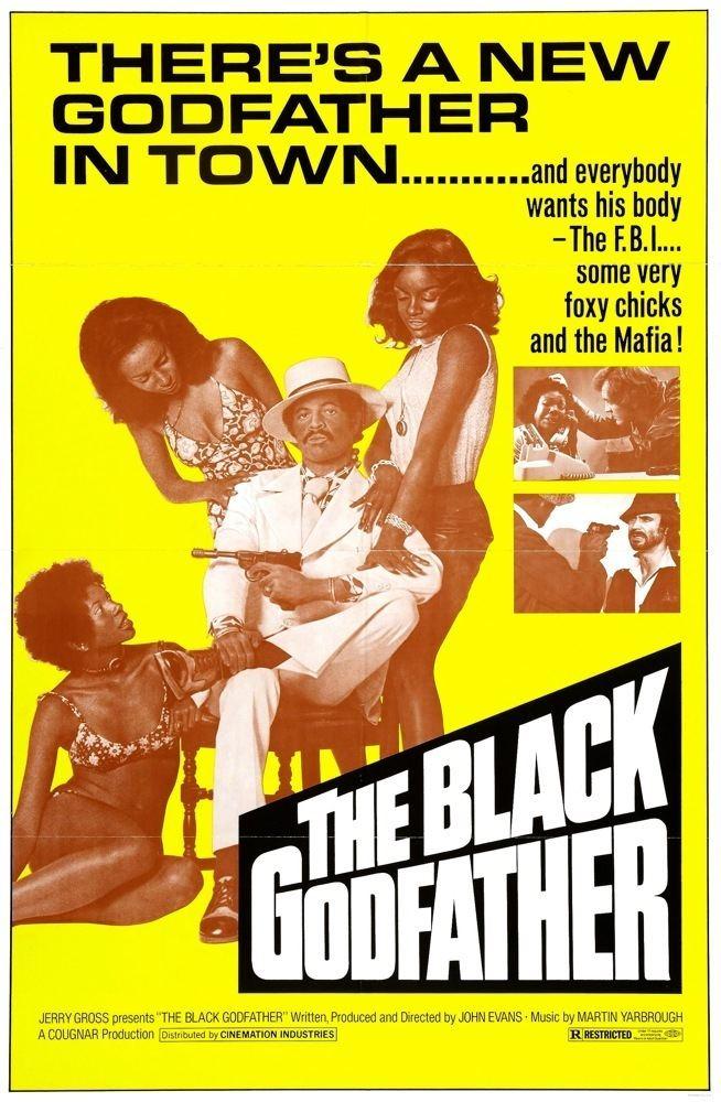 The Black Godfather Every 70s Movie The Black Godfather 1974