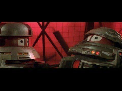 The Black Hole movie scenes Best Robot Death Scene of All Time The Black Hole 1979