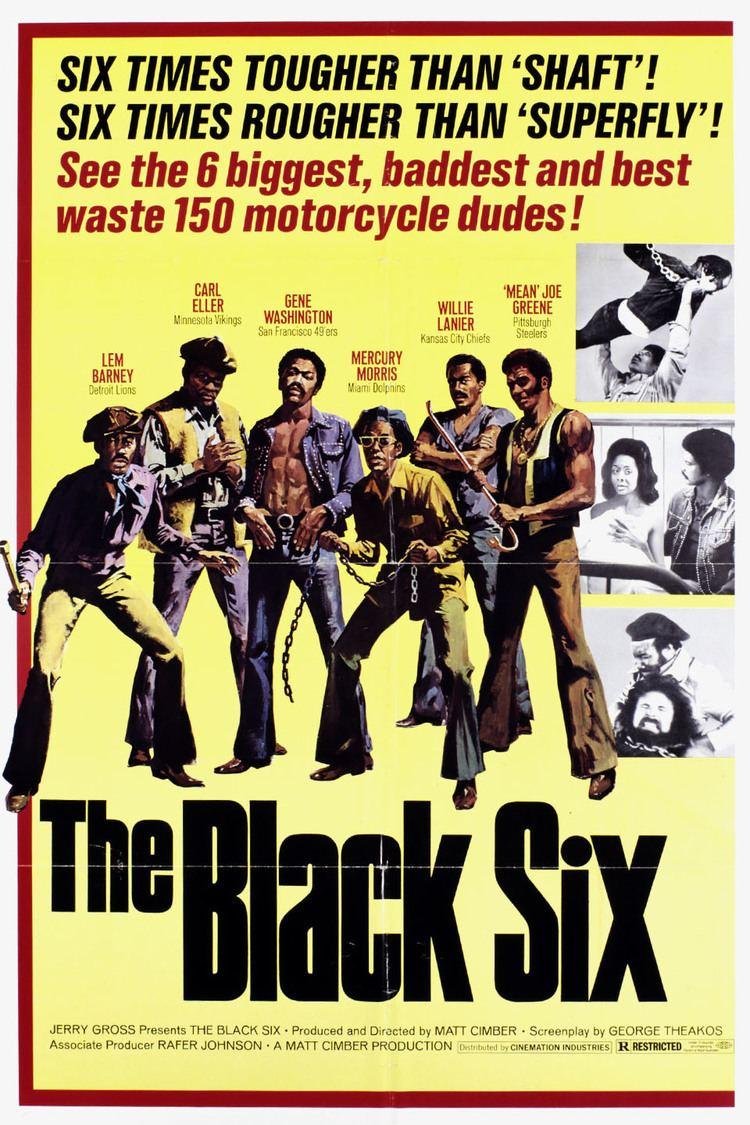 The Black Six wwwgstaticcomtvthumbmovieposters54272p54272