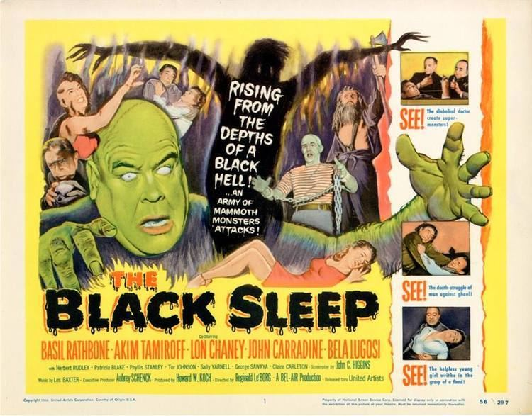 The Black Sleep The Black Sleep 1956 Kino Classics Bluray Forum