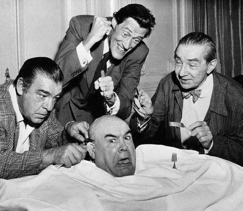 The Black Sleep The Black Sleep 1956 Mikes Take On the Movies