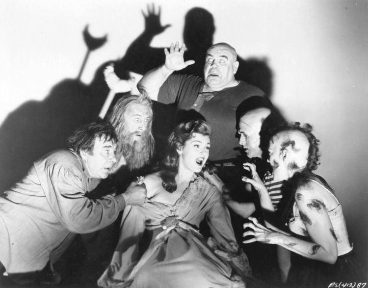 The Black Sleep Chaney Blogathon The Black Sleep 1956 The Motion Pictures