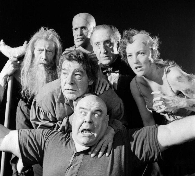 The Black Sleep Basil Rathbone Master of Stage and Screen The Black Sleep