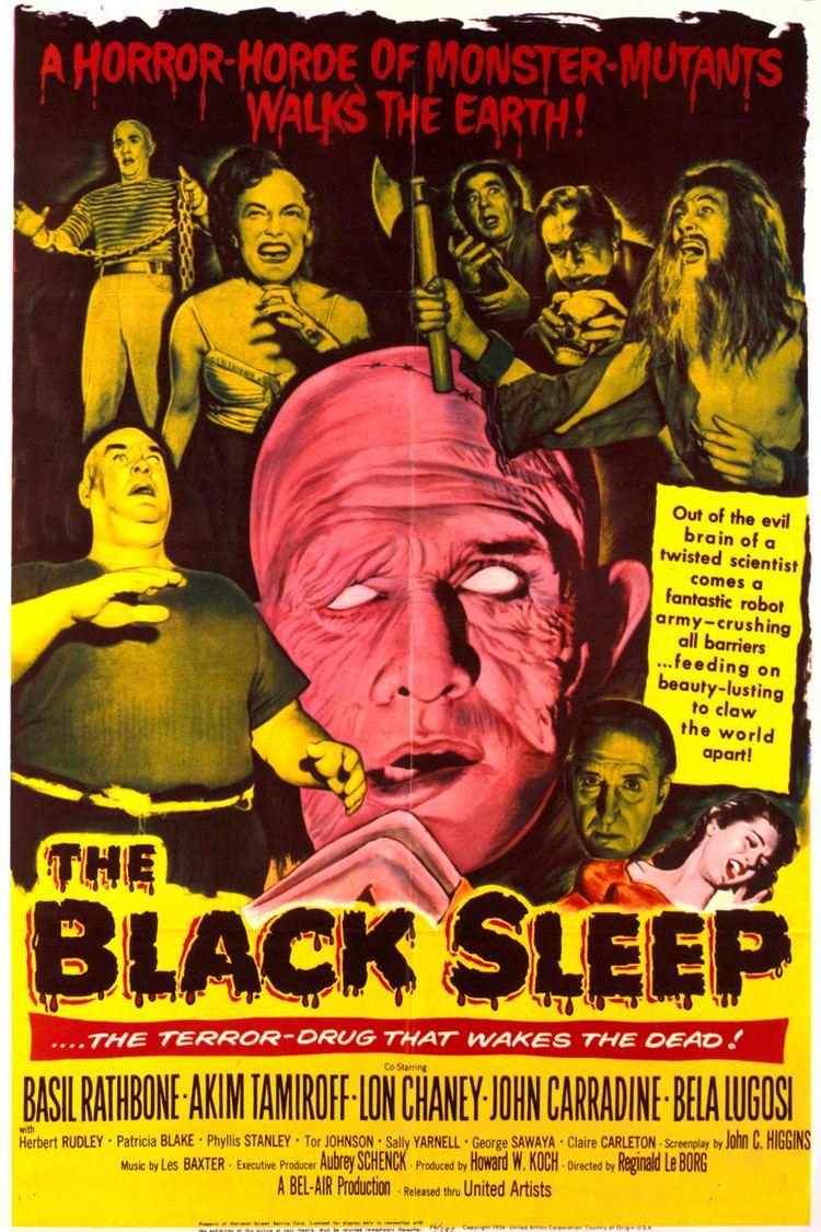 The Black Sleep wwwgstaticcomtvthumbmovieposters41040p41040