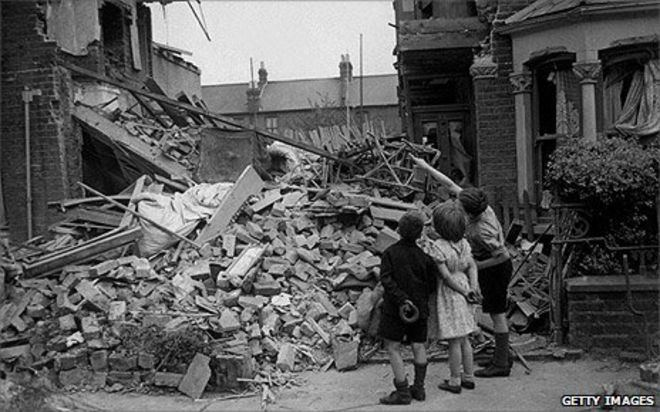 The Blitz Did the Blitz really unify Britain BBC News