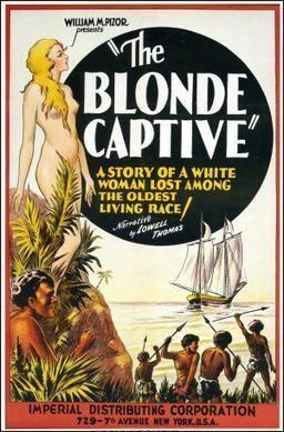 The Blonde Captive The Blonde Captive Wikipedia