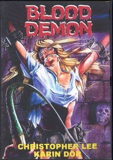 The Blood Demon Taliesin meets the vampires The Blood Demon review