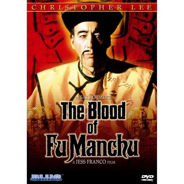 The Blood of Fu Manchu The Blood of Fu Manchu 1968 HORRORPEDIA