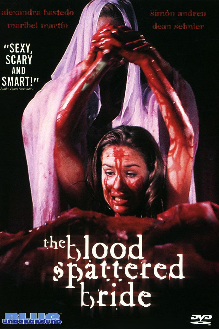 The Blood Spattered Bride wwwgstaticcomtvthumbdvdboxart39755p39755d