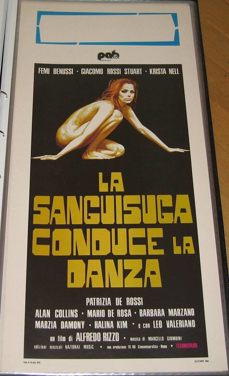 The Bloodsucker Leads the Dance The Bloodsucker Leads the Dance Poster Giallo Picture