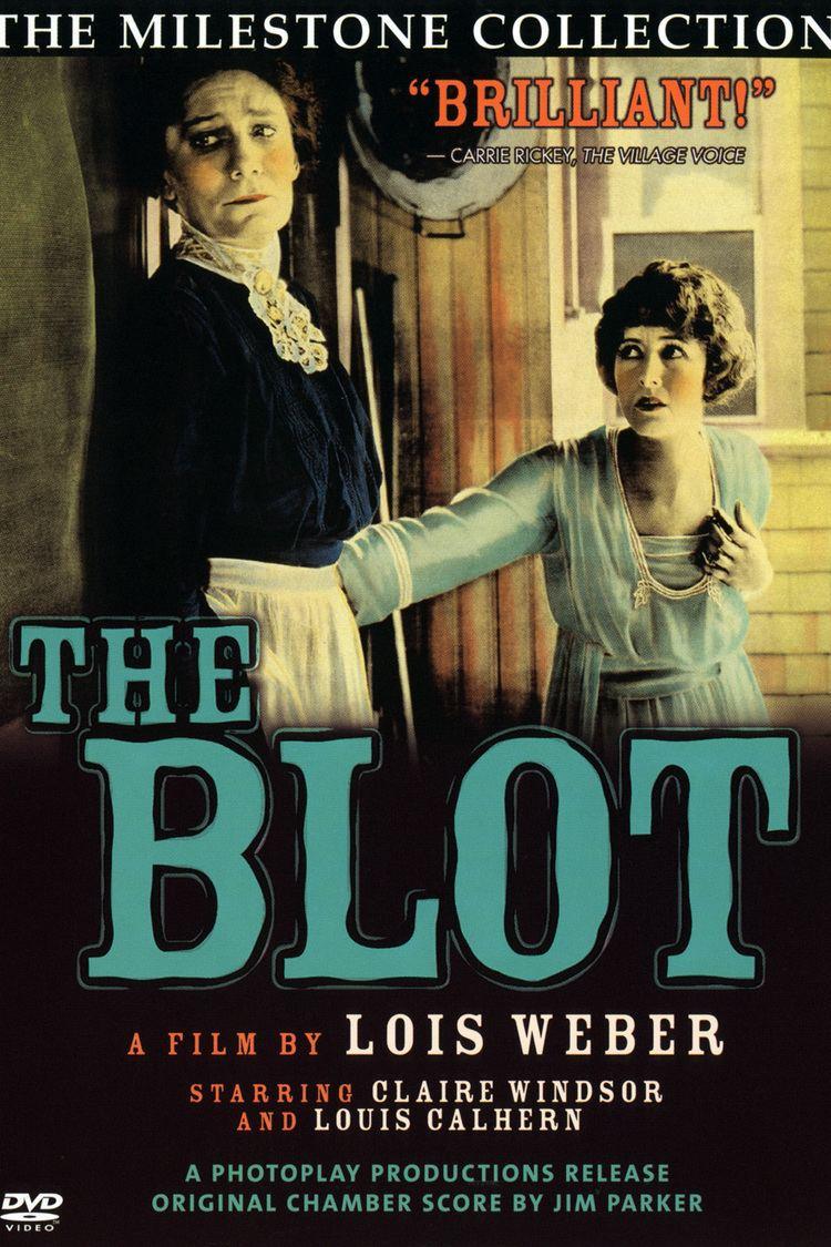 The Blot wwwgstaticcomtvthumbdvdboxart39944p39944d